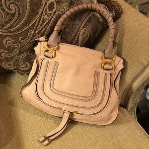 Chloe Marcie small satchel bag